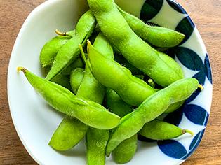 大阪八尾枝豆